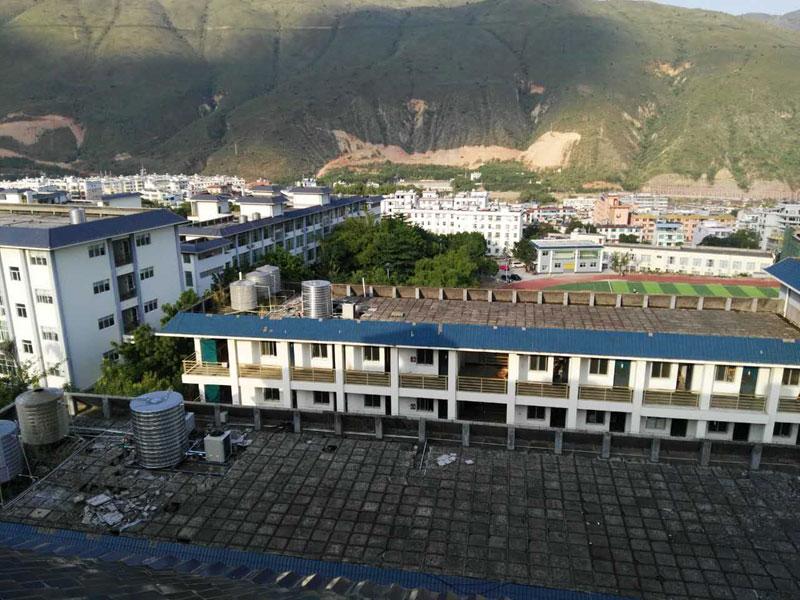 学校宿舍热水项目