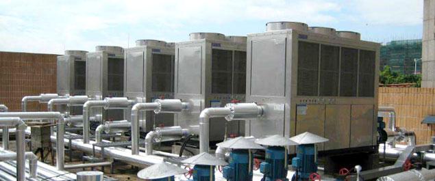 商用热水解决方案